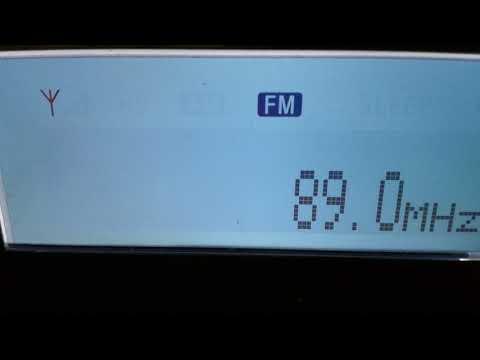 [tropo] 89,0 - YLE Radio 1, Haapavesi/ Haapovuori, Finland, 789 km, 24th September, 2017