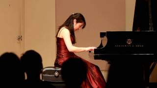 Ravel, Le Tombeau de Couperin - Rigaudon, Yoriko Oguri
