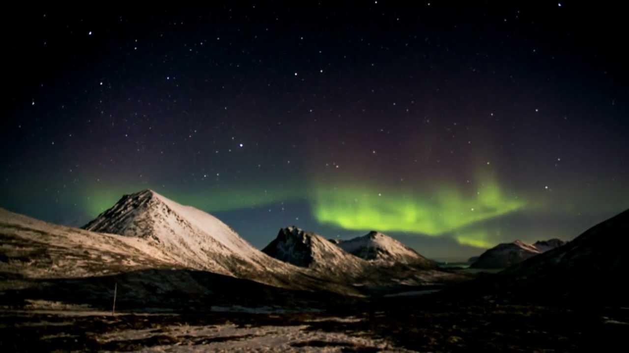 Timelapse Northern Lights Troms 248 2013 Aurora Borealis