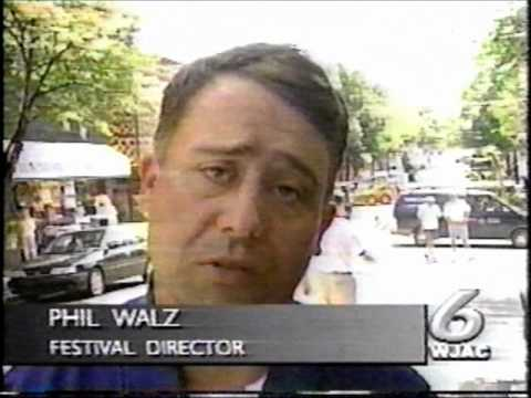 1998 Riot News State College WJAC Channel 6.wmv