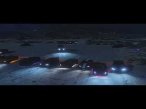 GTA V PC Huge Car Meet - A Car Meet In The Universe of GTA V PC