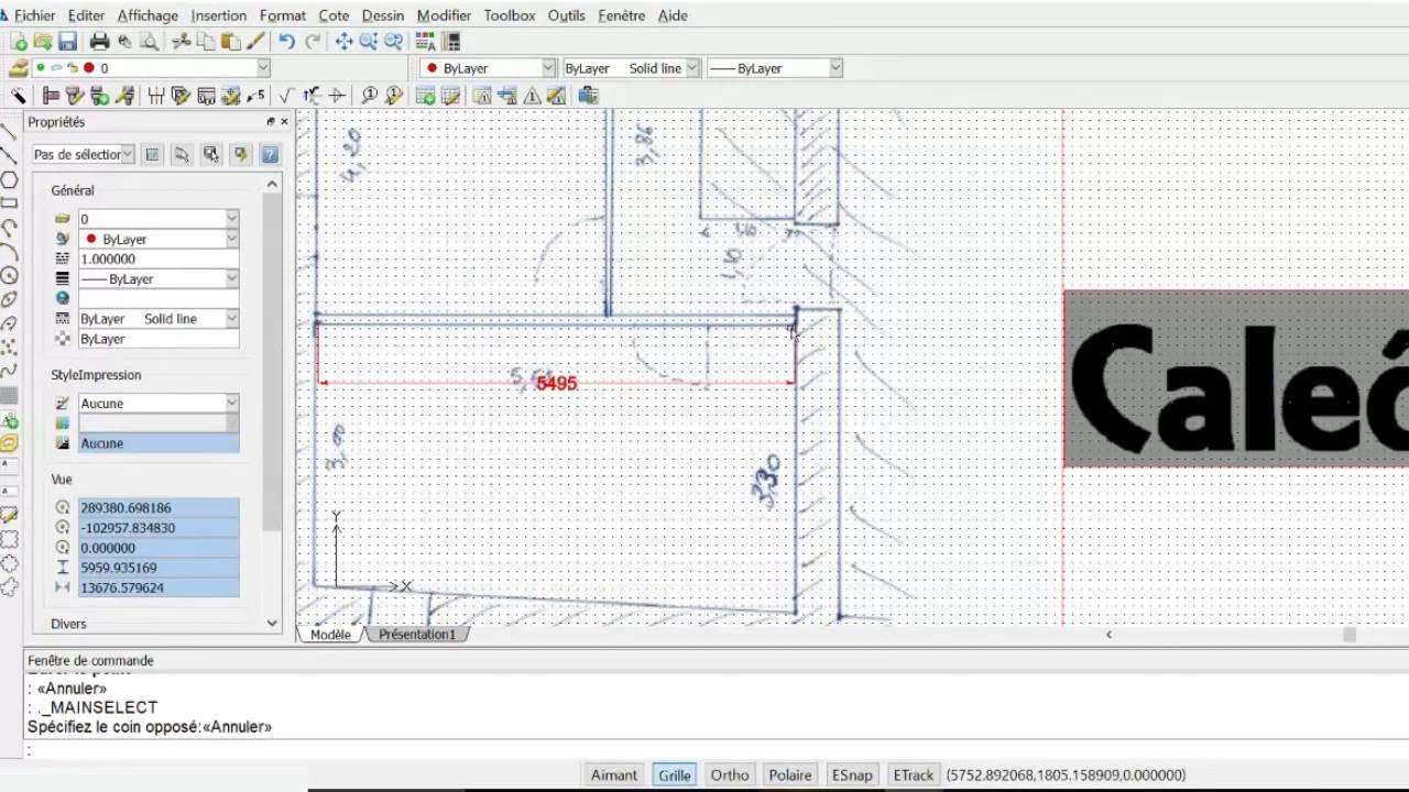 logiciel calepinage plancher chauffant