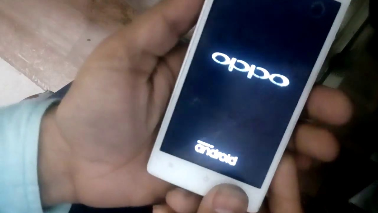 OPPO NEO 5 OR 1201 FLASHING OR HANG ON LOGO SOLUTION