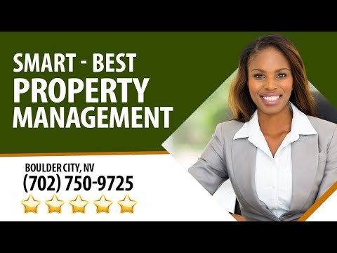 SMART - Best Property Management Boulder City NV  - (702) 750-9725