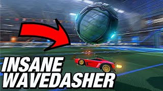 ONE OF THE BEST WAVEDASHERS ?! - BEST OF WAVYY