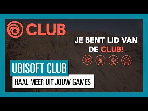 UBISOFT CLUB: UBISOFT SPELER, JE BENT LID VAN DE CLUB
