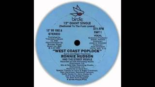 ronnie hudson , westcoast poplock , hq audio.