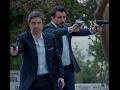 مراد علمدار يقتل جون سميث في المقبرة مشهد اكشن من وادي الذئاب الجزء 10 الحلقة 45
