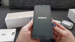 Unboxing Huawei P20 Pro - Was ist in der Box?