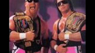 WWF Hart Foundation Theme