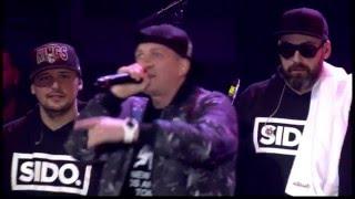 Laas Unltd. beim Sido vs. Haftbefehl Red Bull Soundclash