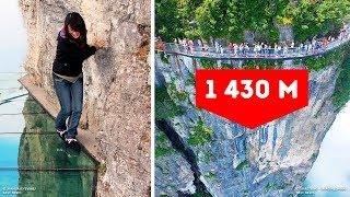 10 самых жутких мостов в мире