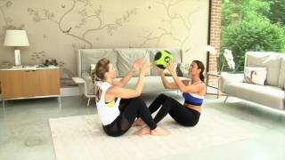 Video: Home Workout Session with Melanie