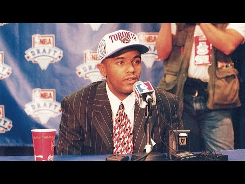Damon Stoudamire On Being Drafted By Raptors | CampusInsiders