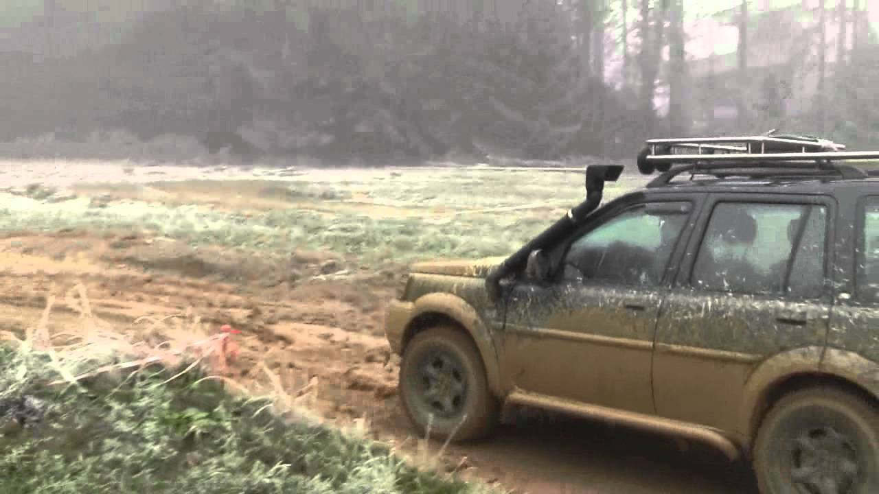 Land Rover Freelander 4x4 Offroad Youtube