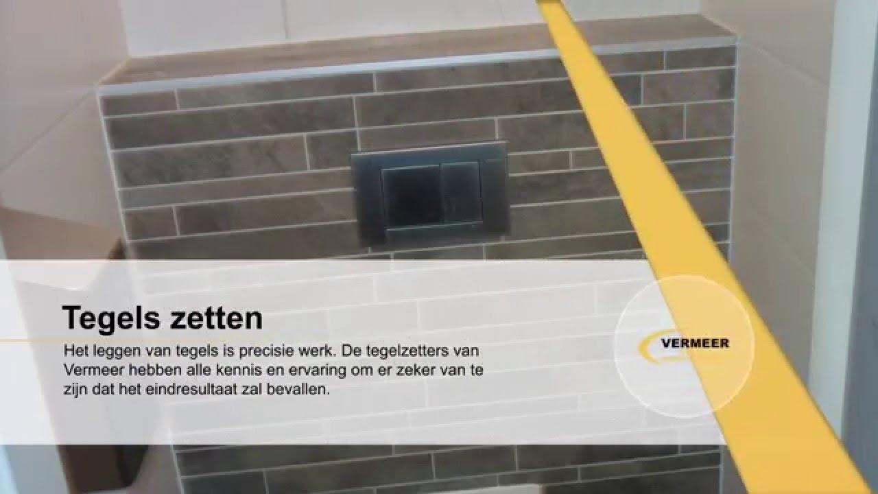vermeer-tegelzetbedrijf, utrecht, vloertegels, sanitair, keuken, Badkamer