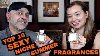 Video Top 10 SEXY Niche Unisex Summer Fragrances | SEXY Summer Scents download MP3, 3GP, MP4, WEBM, AVI, FLV Oktober 2018