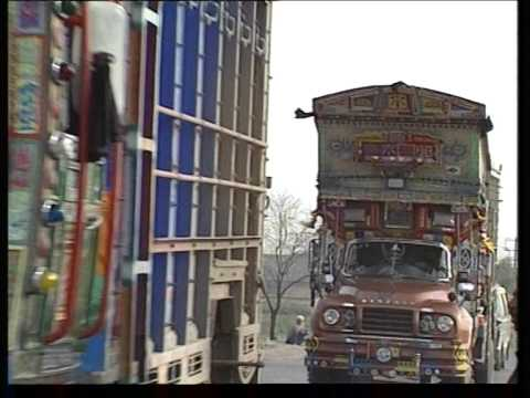 "TURKUAZ Belgeseli 9/24 ""Kalem ve Silah"" - PAKİSTAN - 1990 (Peşaver, Taxila, İslamabad))"