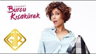 Cesaret  - Burcu Kısakürek [Official Lyric Video]