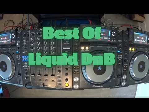 Zuppis [K0NTRO] - Liquid Drum & Bass - Mixing with 3x Pioneer CDJ 2000nxs + Pioneer DJM 900nxs