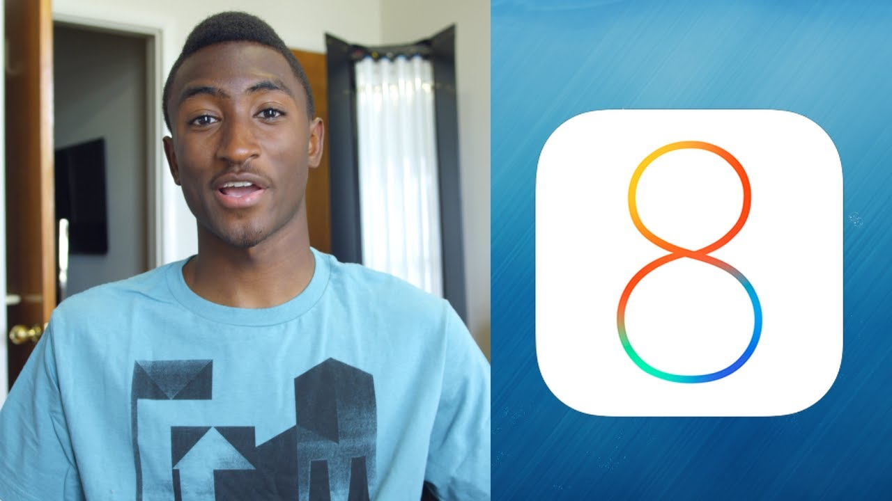 iOS 8 Features & Impressions!