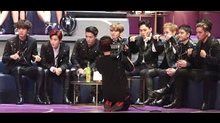 Video [HD] 161202 EXO Reaction to TWICE Stage (Cute Fanboys!) in MAMA HK download MP3, 3GP, MP4, WEBM, AVI, FLV Maret 2017