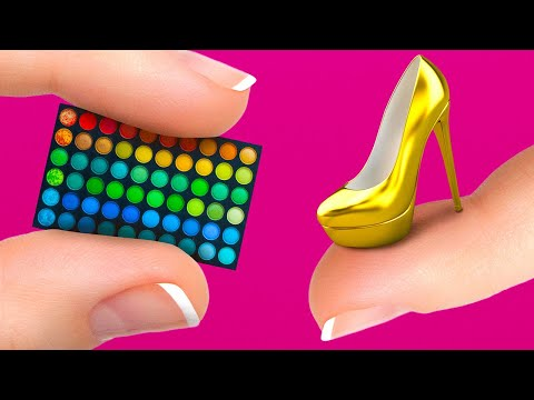 45 POWERFUL BEAUTY AND CLOTHES HACKS FEW GIRLS KNOW ABOUT