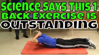 Science Says This 1 Back Exercise is Outstanding