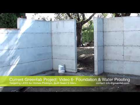 Greenfab project video 6 Water Proofing.mov