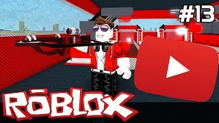 Roblox in English [#13] YOUTUBER Tycoon or DESTRUCTION
