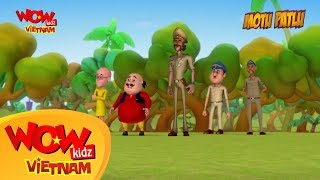 Motu Patlu Superclip 95 - Hai Chàng Ngốc - Cartoon Movie - Cartoons For Children