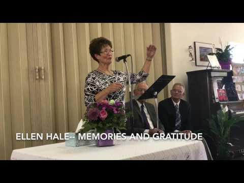 Al Hale Memorial in St George UT April 2017
