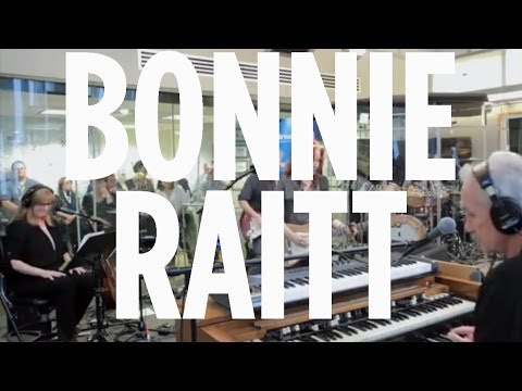 "Bonnie Raitt ""Used to Rule the World"" // SiriusXM // Artist Confidential"