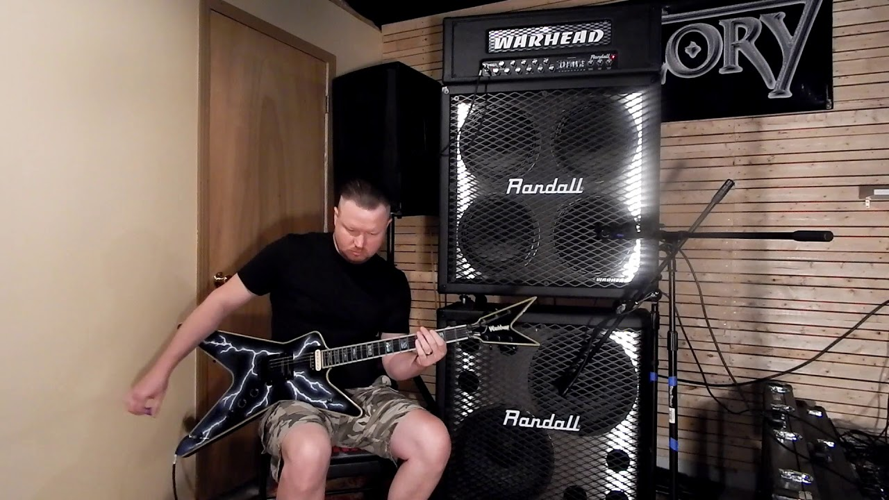 randall warhead wh300 dimebag darrell signature amp demo and pantera i 39 m broken play thru youtube. Black Bedroom Furniture Sets. Home Design Ideas