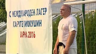 Shihan Ivo Kamenov 6th Dan, instructing together with Kancho Royama...