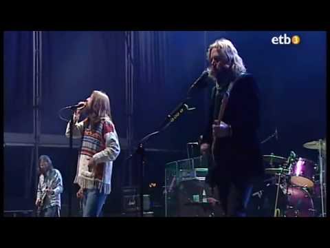 The Black Crowes - Soul Singing (Spain 2009)