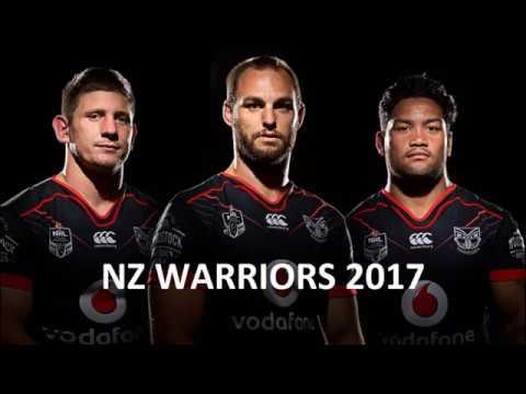 NZ Warriors 2017 Season – Part 1