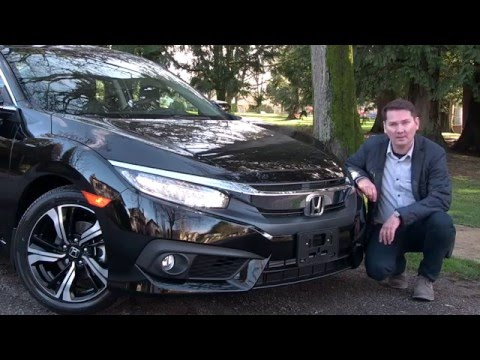 2016 Honda Civic Review with Zack Spencer
