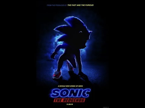 Sonic The Hedgehog 2019 Official Movie Trailer