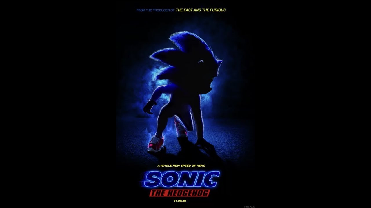 Sonic The Hedgehog 2019 Official Movie Trailer Youtube