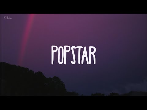 DJ Khaled, Drake – Popstar (Lyrics)