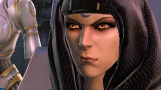 SWTOR - Knights of the Eternal Throne - Dread Master Story - Dark Side - Wrath and Ruin.