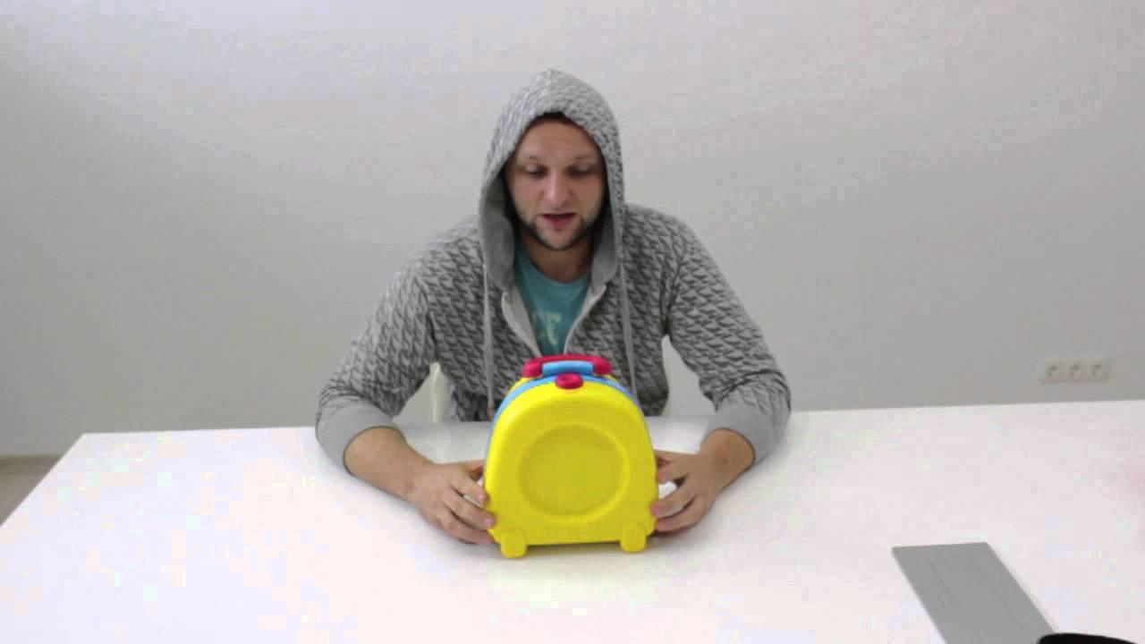 Горшок детский дорожный | idea-home.ru| ДИСНЕЙ DISNEY - YouTube