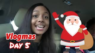 Does He Like His Gift? One Year Anniversary + GRWM - Vlogmas Day 5
