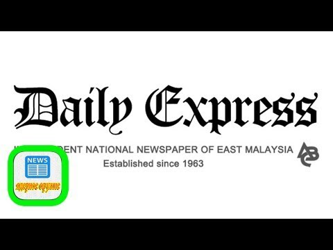 Not true sabah o&g made collateral   daily express newspaper online