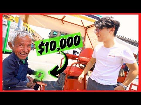 REGALAMOS $10,000 en TARJETAS del súper A TRABAJADORES