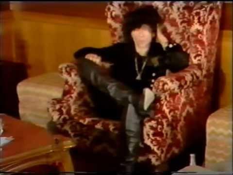 Stiv Bators Interview 1988 Part Two