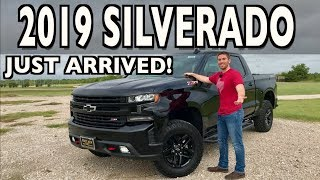 Just Arrived: 2019 Chevy Silverado on Everyman Driver