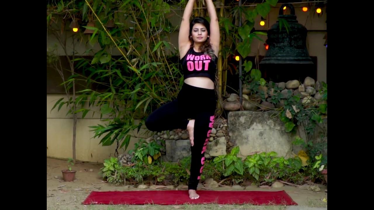Yoga Asanas Reducing Waist Side Bulges