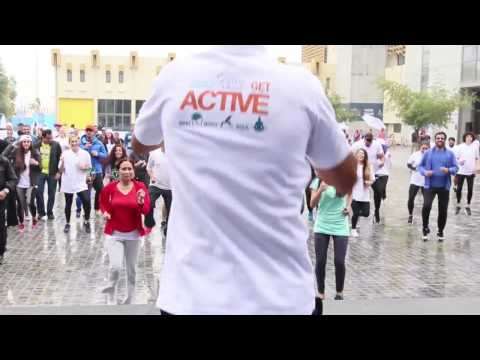 GET ACTIVE | Dolphin Energy | Qatar National Sports Day 2017